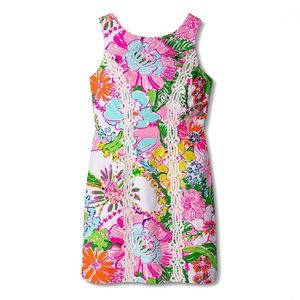 Lilly Pulitzer for Target Nosey Posie Mini Dress